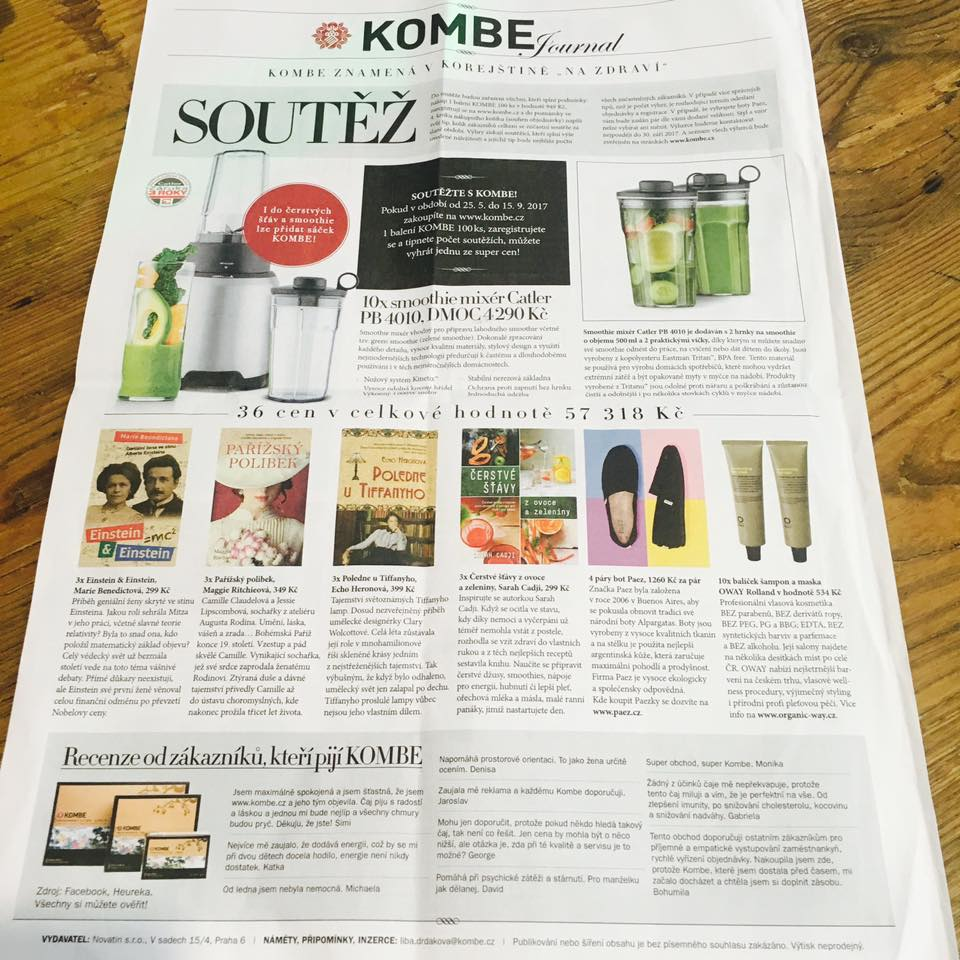 kombe journal